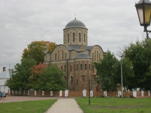 Василівський храм. нині під опікою жіночого монастиря.